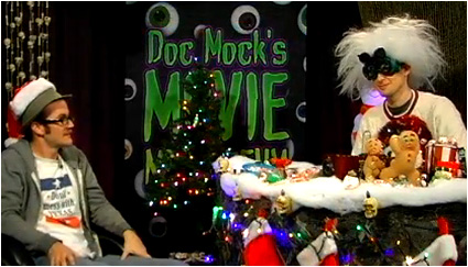 Doc Mock's Movie Mausoleum - Episode 21 with special guest Mel Cowan is now online!