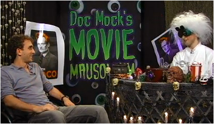 Doc Mock's Movie Mausoleum - Episode 20 with special guest Johnny Meeks is now online!