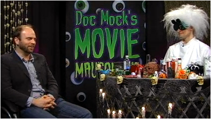 Doc Mock's Movie Mausoleum - Episode 24 with special guest Joel Spence is now online!
