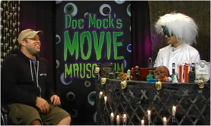 Doc Mock's Movie Mausoleum - Episode 27 with special guest Jim Woods is now online!
