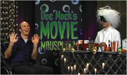 Doc Mock's Movie Mausoleum - Episode 29 with special guest Nathan Barnatt is now online!