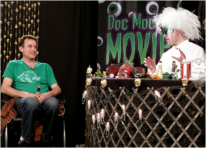 Doc Mock's Movie Mausoleum - Episode 30 with special guest Nathan Barnatt is now online!