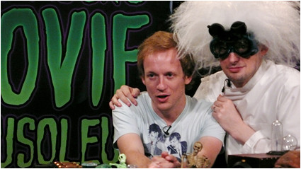 Doc Mock and guest Neil Campbell enjoy some alien mutant madness!