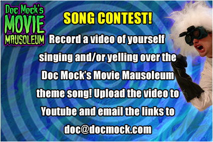 Enter for a chance to have your song immortalized on our show!